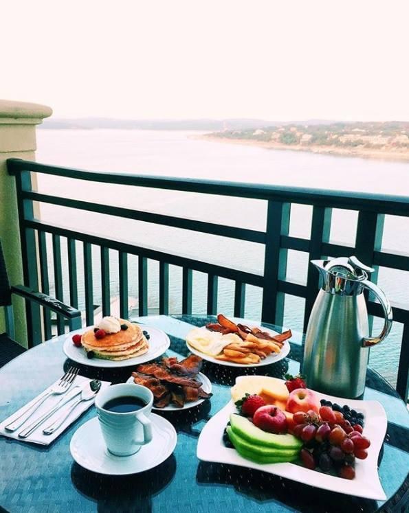 Breakfast at Lakeway Resort & Spa