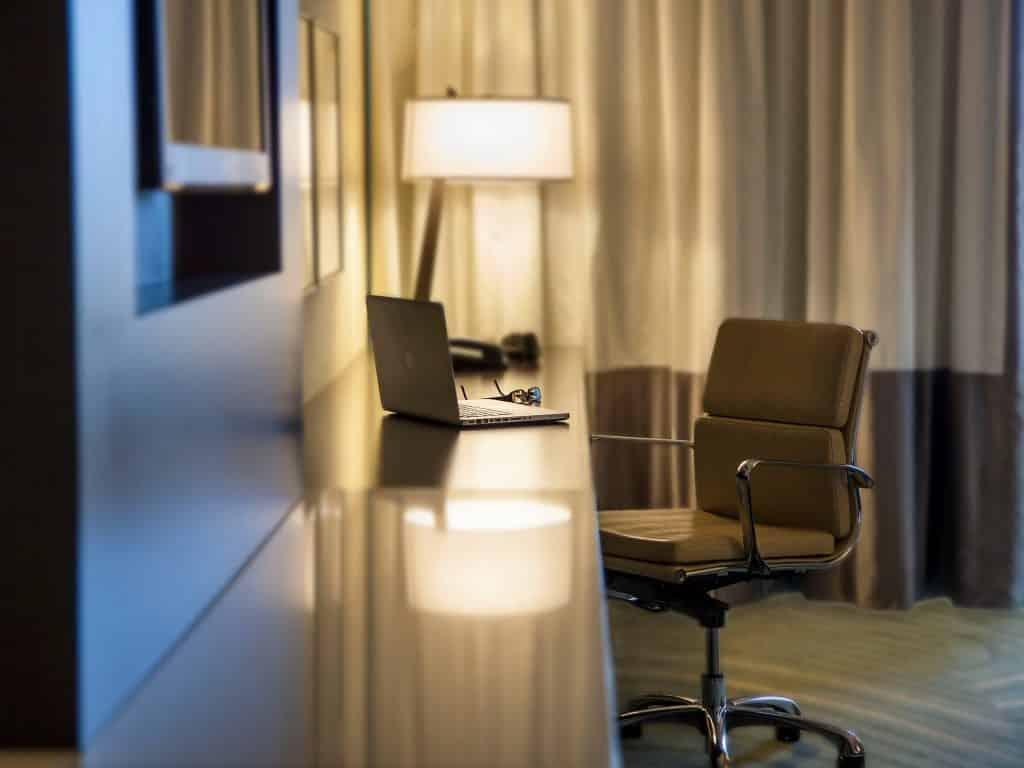 Conference Desk Lakeway resort & Spa