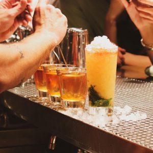 Half Step Bar Cocktail