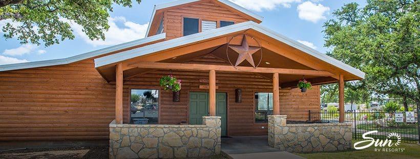 La Hacienda RV Resort and Cottages Home