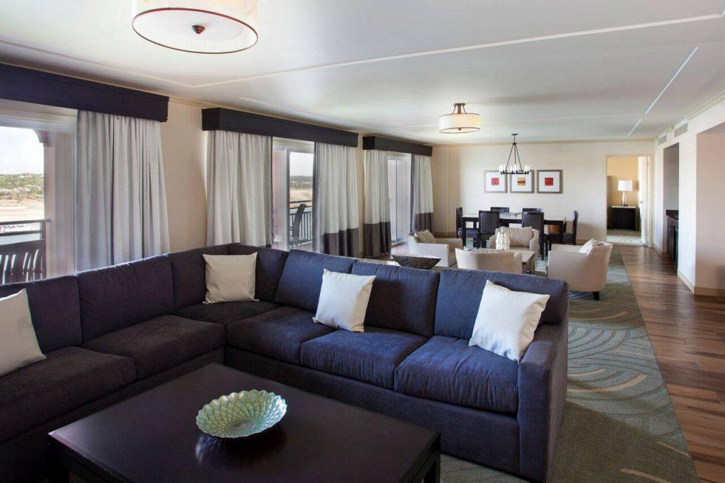 Lakeway Resort & Spa Suite