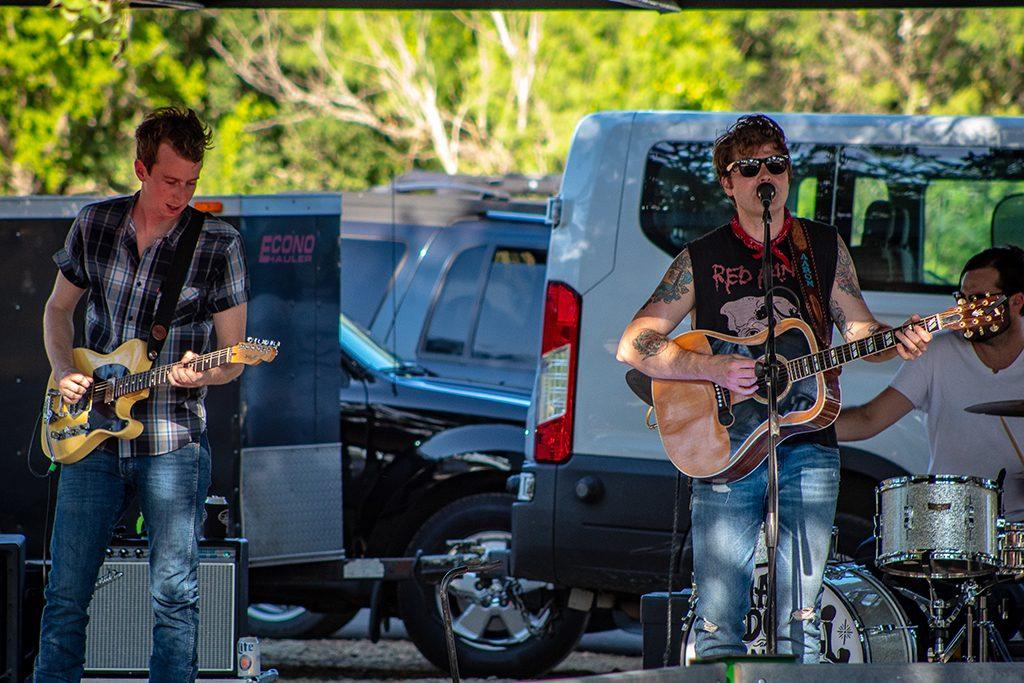 Open Air Resorts Band
