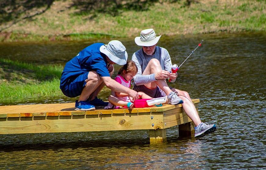 Open Air Resorts Fishing