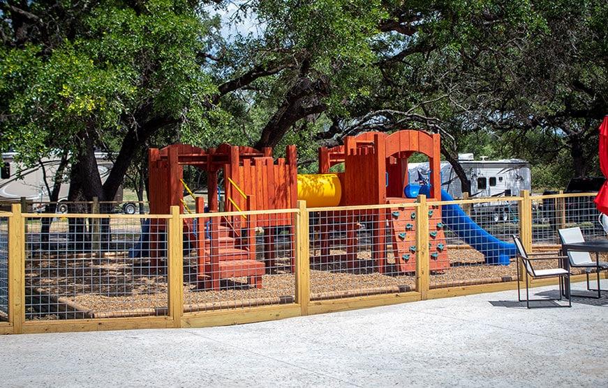 Open Air Resorts Playground