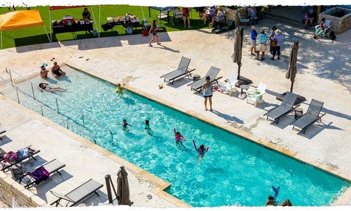 Open Air Resorts Pool