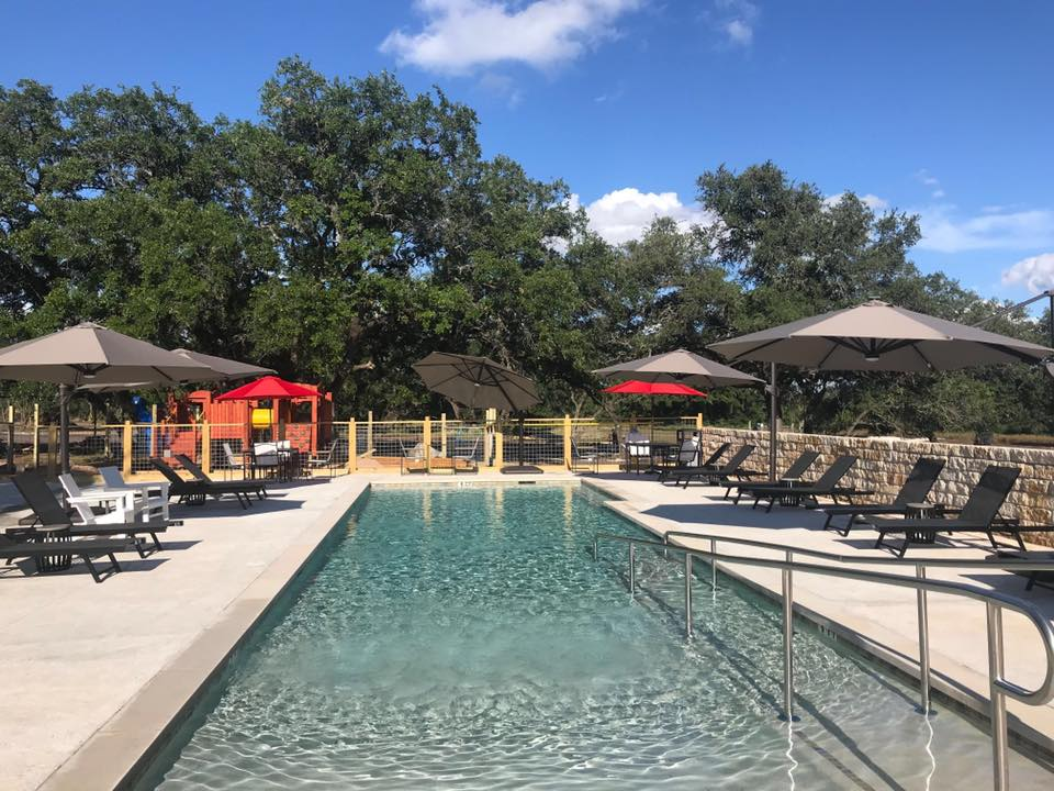 Open Air resorts Pool 2