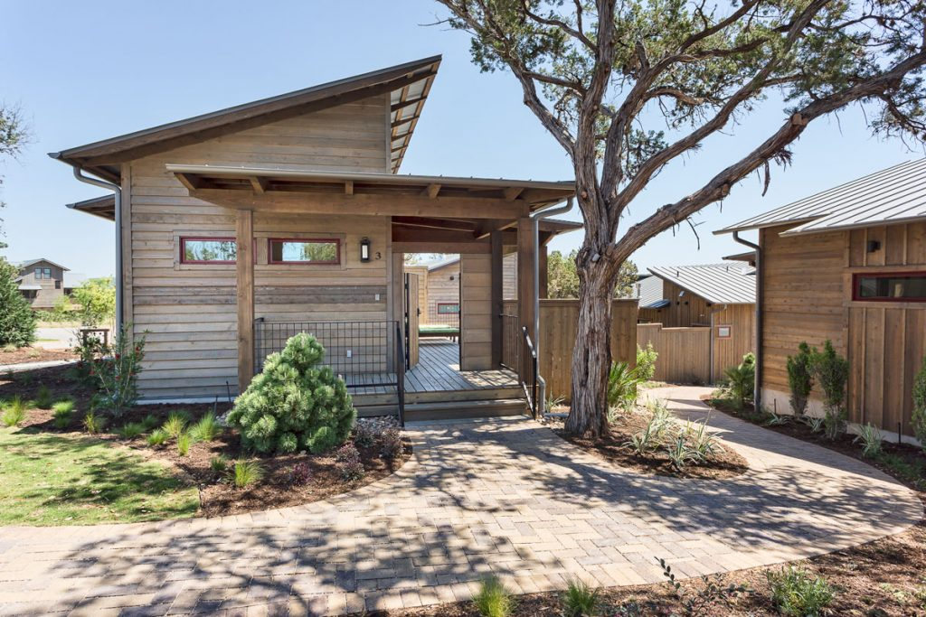 Reserve At Lake Travis Cabins