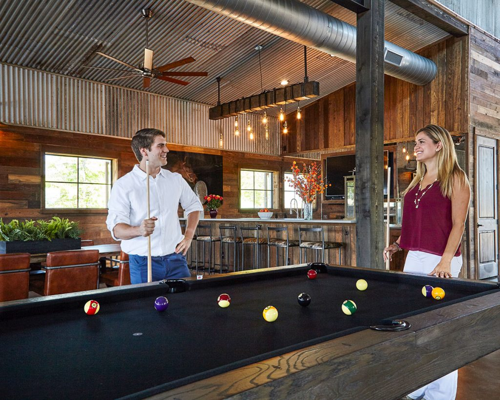 The Reserve At Lake Travis Pool Table