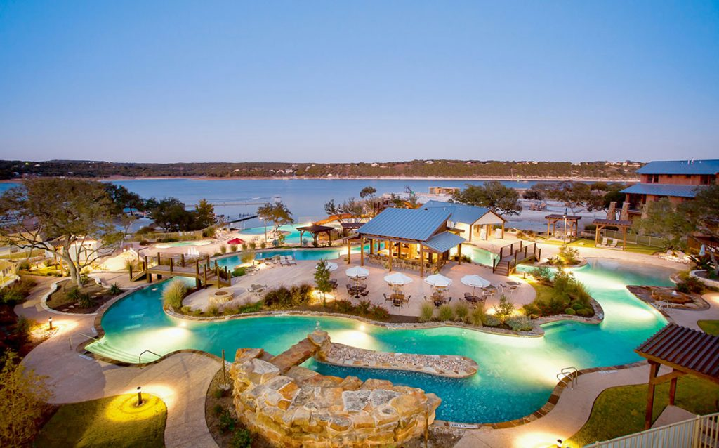 The Reserve at Lake Travis Outdoor pool