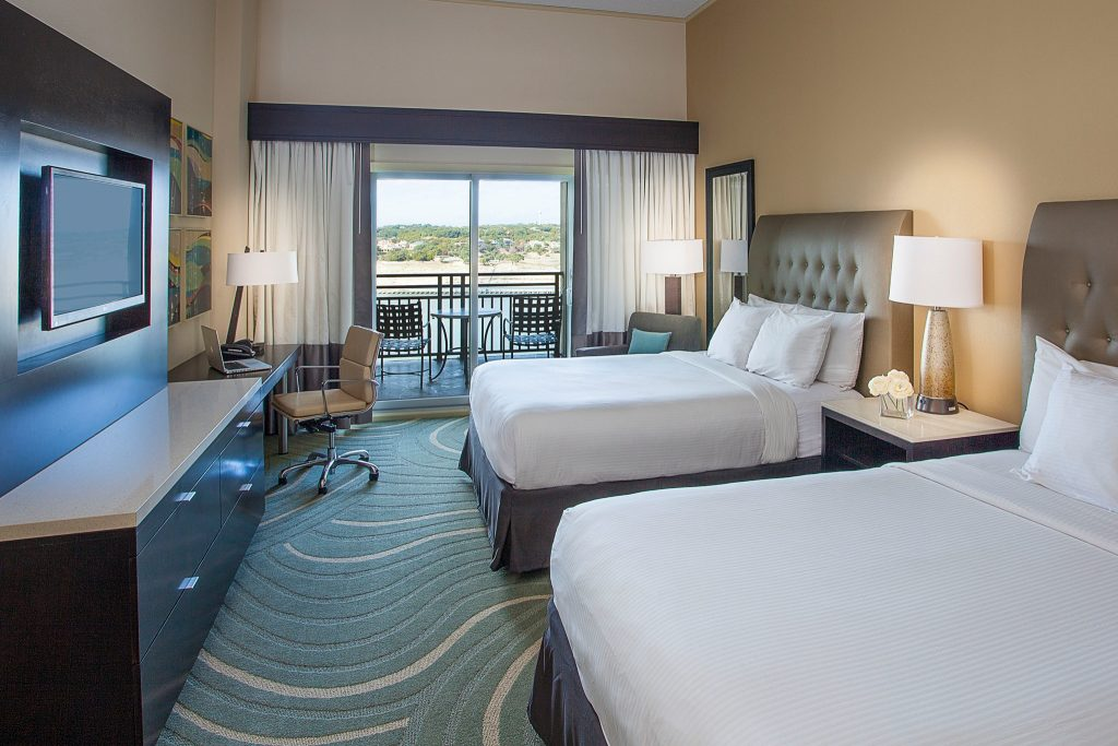 Two Queens Room Lakeways Resort & Spa