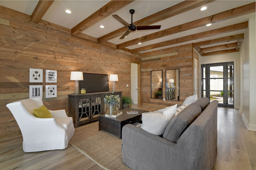 reserve at lake travis farmhouse interior