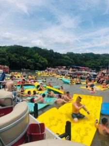 Lake Austin Party Cove