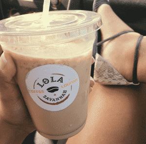 lola savannah coffee lounge iced