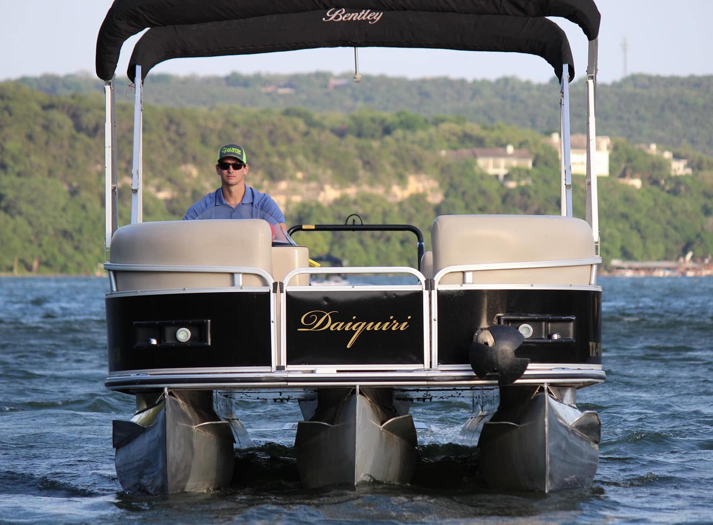 austin-rental-boats-daiquiri