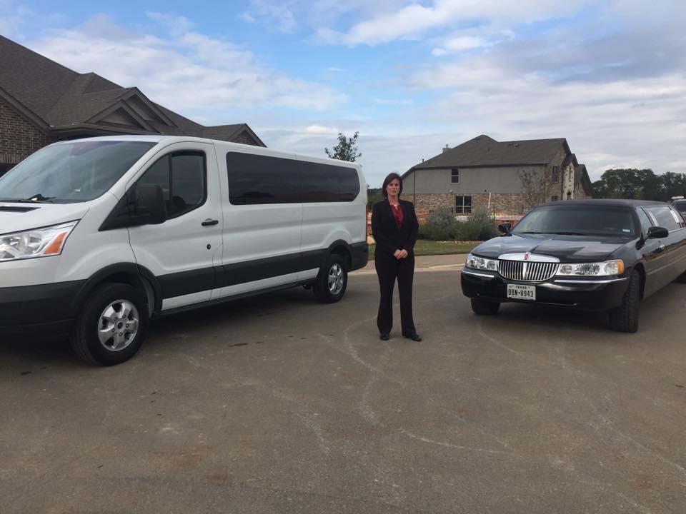 Austin Wine Tour Vehicles