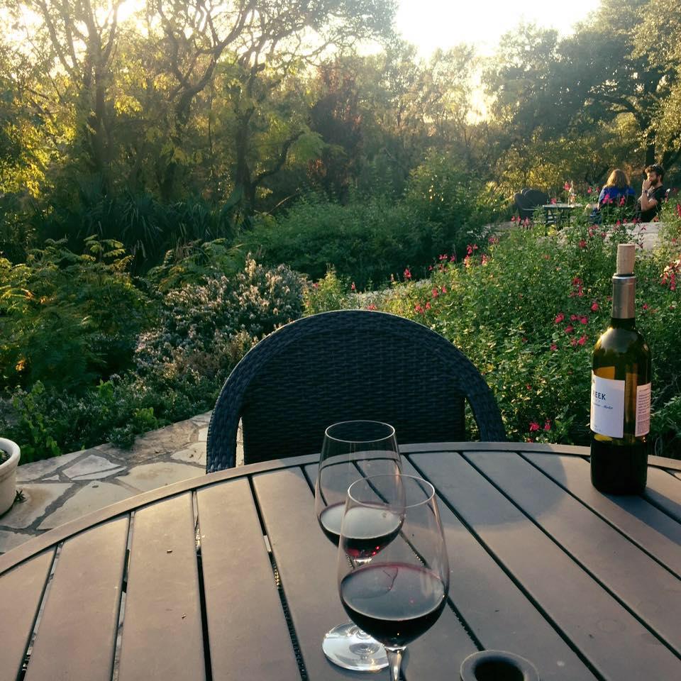 Austin Wine Tours Drinking
