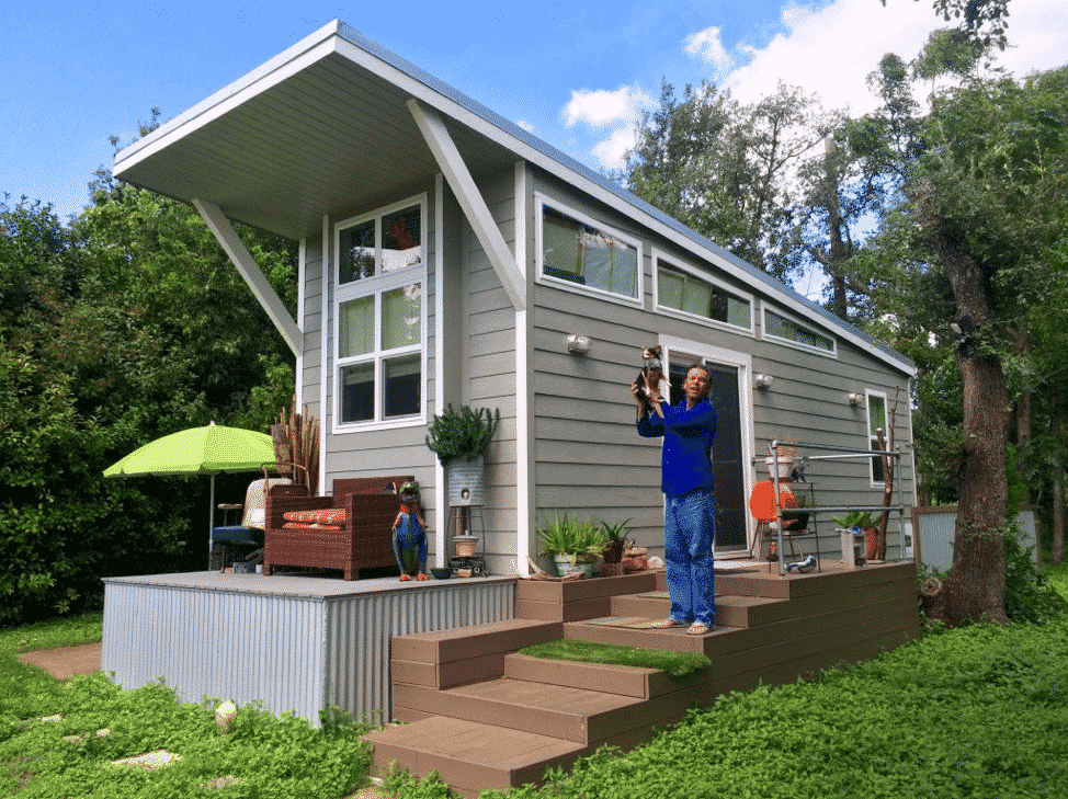 Austin Backyard Tiny House Rental