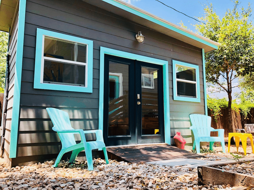 East Austin Atomic Tiny House