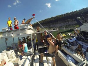 good-time-tour-boat-rental-party