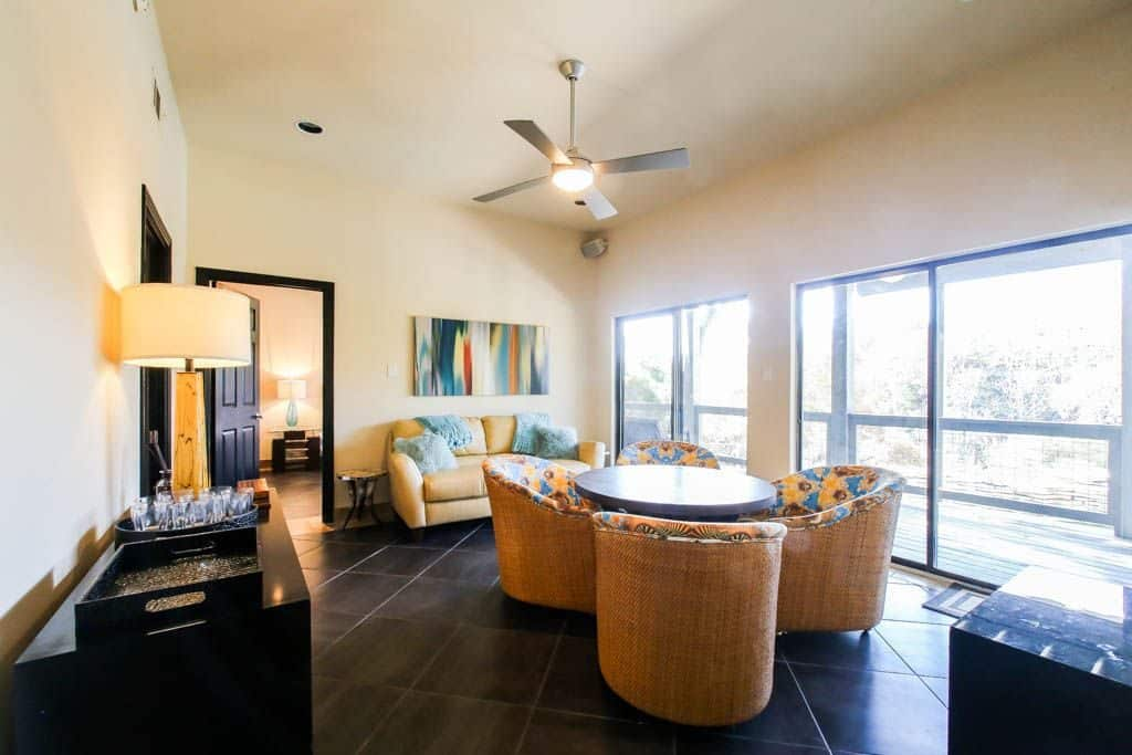 Lake Austin Waterfront Vacation Rental Room