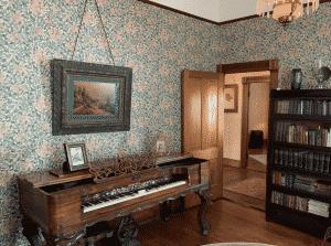 O Henry Museum Inside