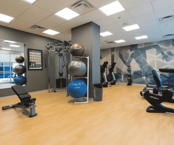 Austin Hyatt Hotel Fitness