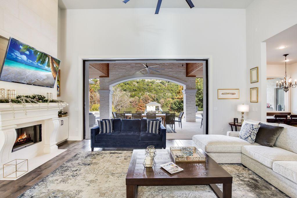 Arrive Ridgeview Inside Living Room