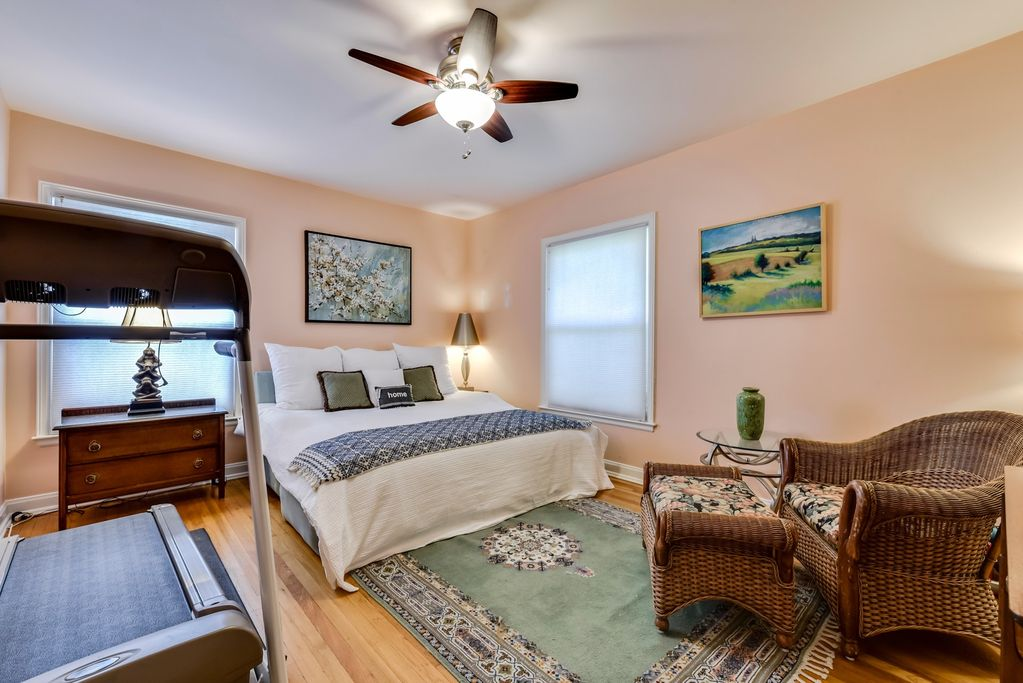 Austin Top Rated Vacation Rental bedroom