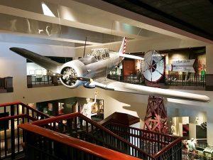 Bullock Museum Aircraft