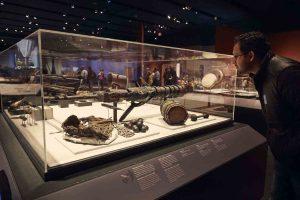 Bullock Museum History Artifact