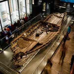 Bullock Museum Ship