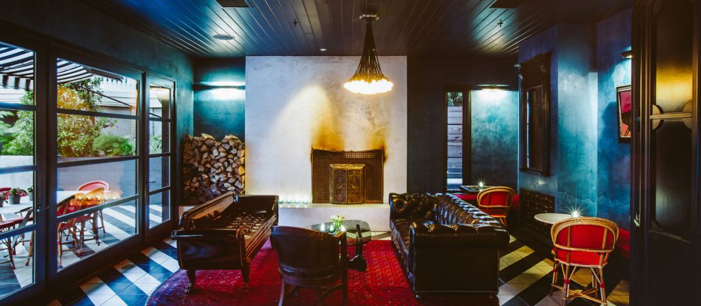 Hotel Saint Cecilia Lounge