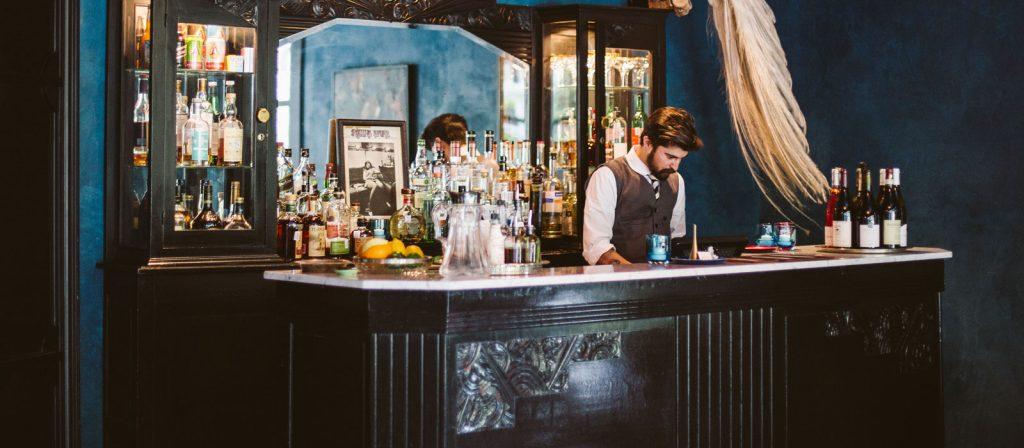 Hotel Saint Cecilia Bar