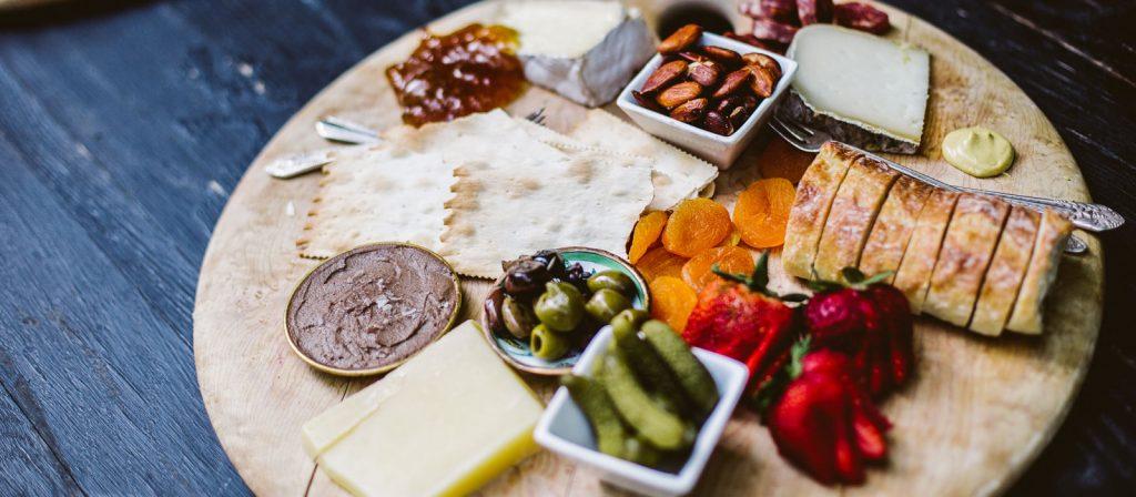 Hotel Saint Cecilia Food Platter