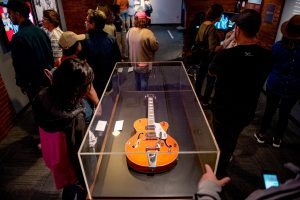 Lyndon Baines Johnson Guitar