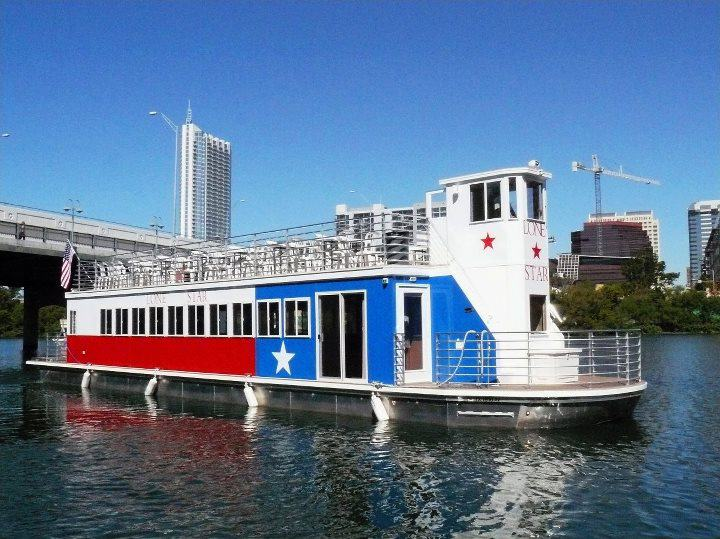 Lone Star River Boat