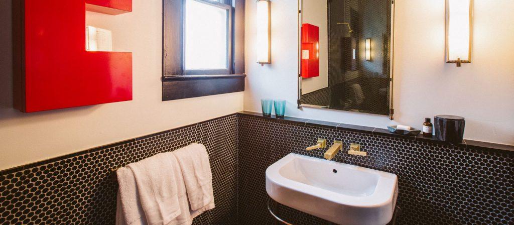 Hotel Saint Cecilia Bathroom