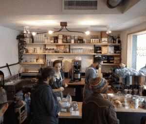 Fleet Coffee Inside People