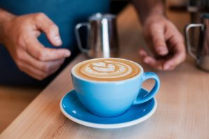 fleet coffee cup