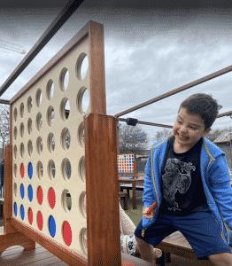 Games At Bouldin Acres