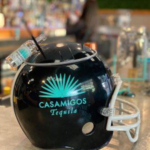 Bouldin Acres Helmet Drink