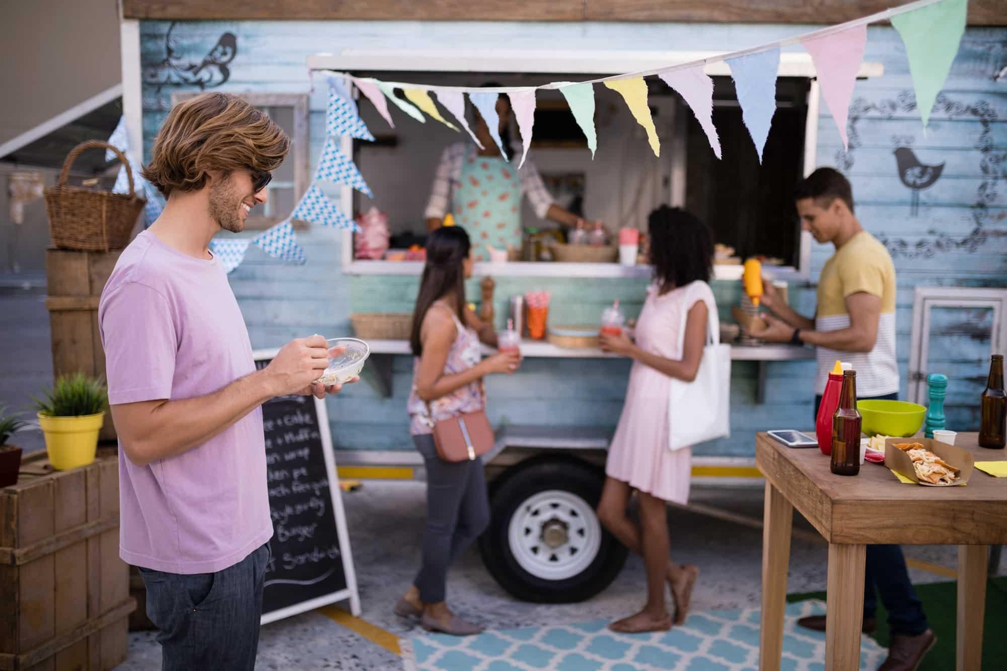 Austin food truck parks
