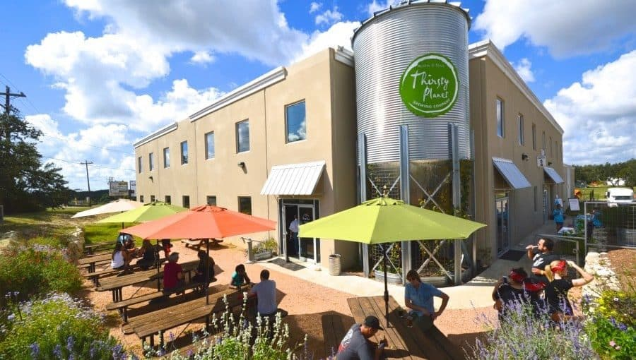 Thirsty Planet Brewing