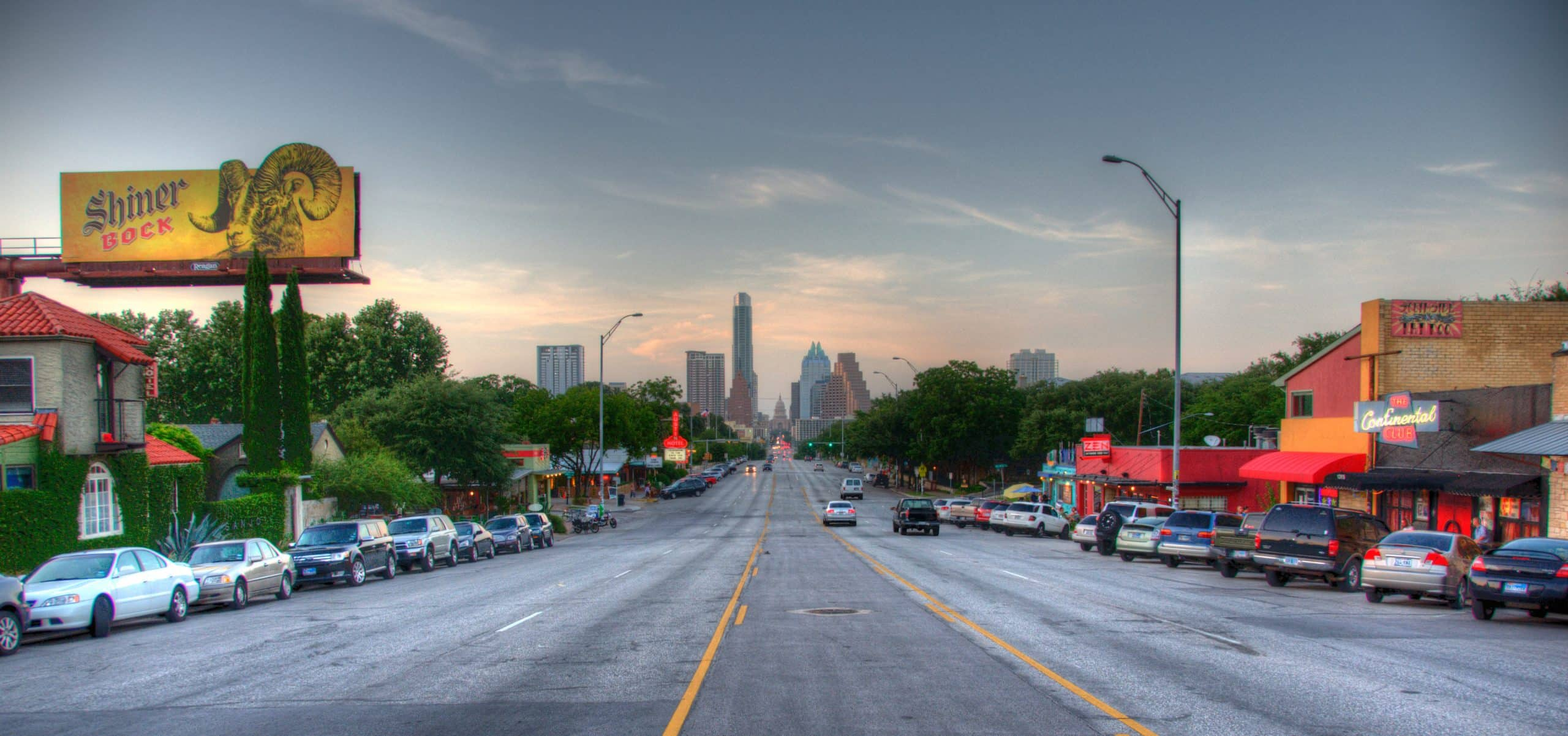 South Congress Austin