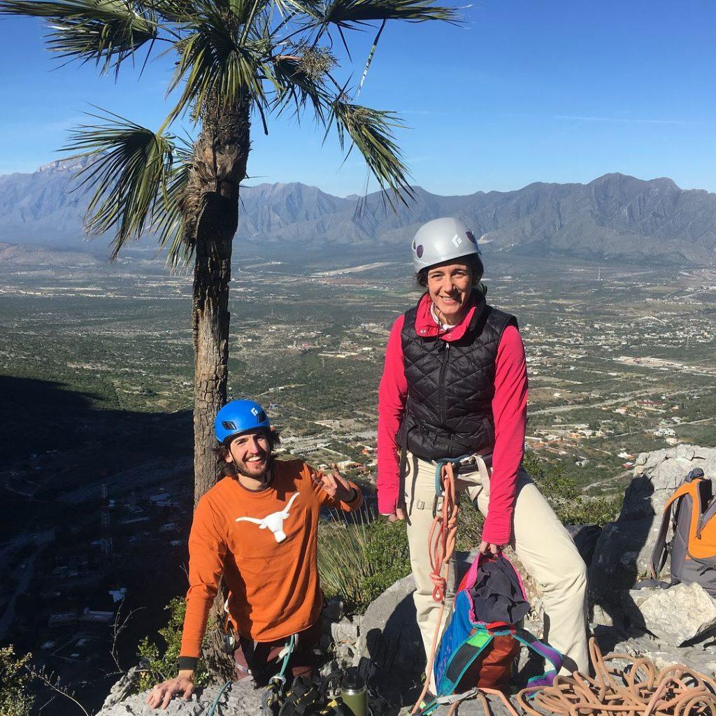 Austin rock Climbing Views