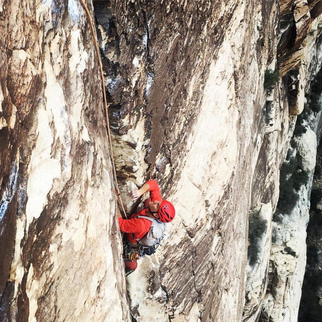Austin rock Climbing