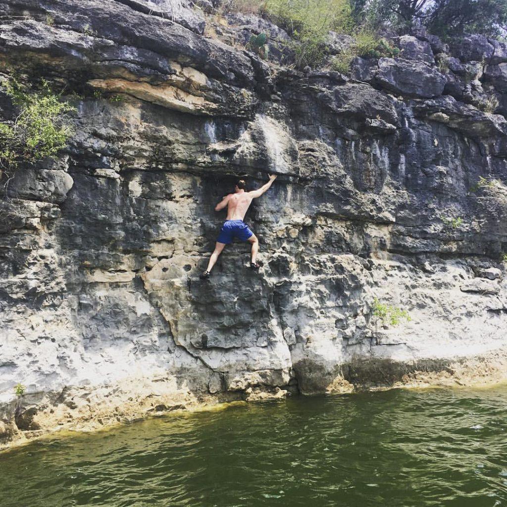 Lake Travis Climbing