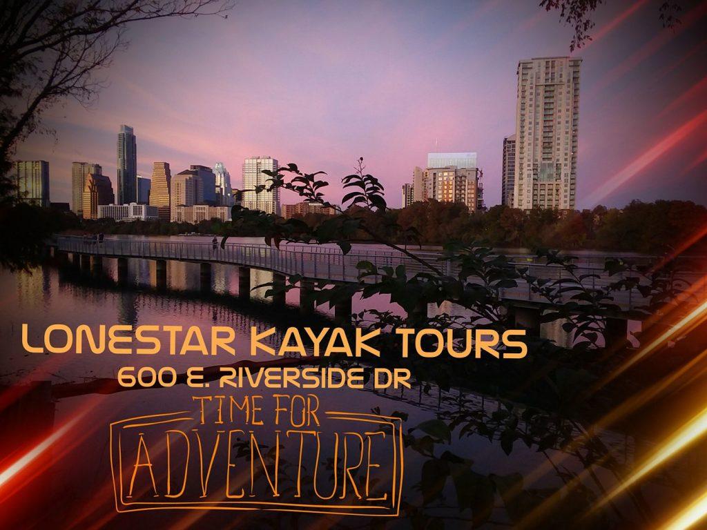 Kayak Austin Tours