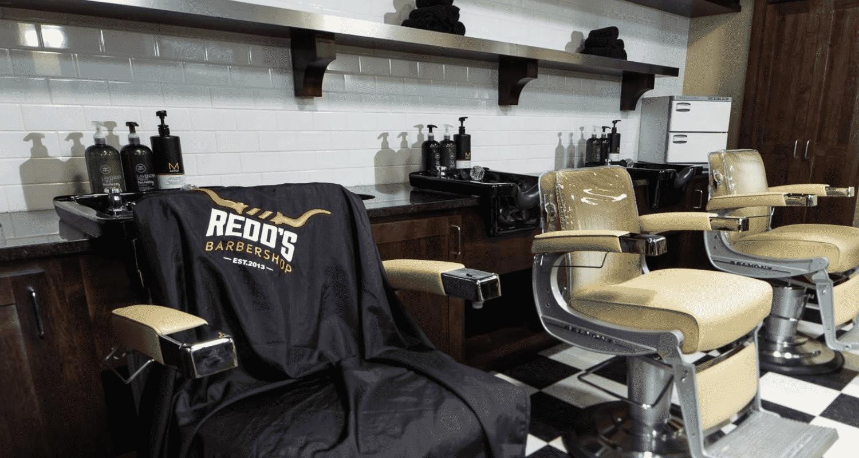 Redd's barbershop