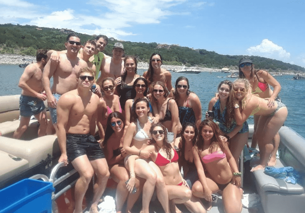 Commanders Point Party Boat Rentals